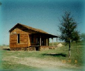 Cabin 3/4 view 1996
